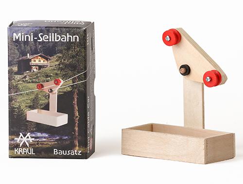 4 3 1 Mini Seilbahn Mit Einem Wagen Spielzeug Kraul