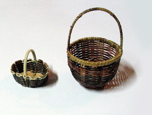 Zusatz-Körbchen für die Körbchen-Seilbahn von Spielzeug Kraul
