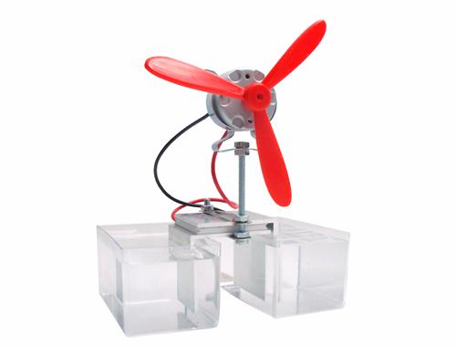 Thermo-Generator von Exergia für Ingenieure und Bastler ab 14 Jahre