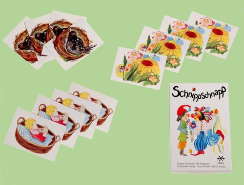 Schnipp Schnapp ist liebevoll schön gestaltet für Kinder ab 5 Jahren